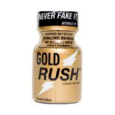 Poppers Gold Rush Cực Mạnh Cho Gay