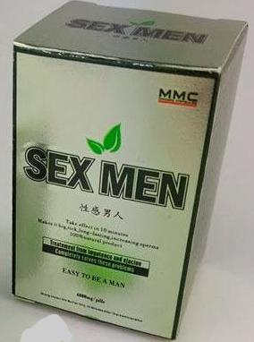 Thuốc Cường Dương Thảo Dược Sex Men MMC