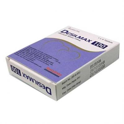 Thuốc Cường Dương Desilmax Ấn Độ